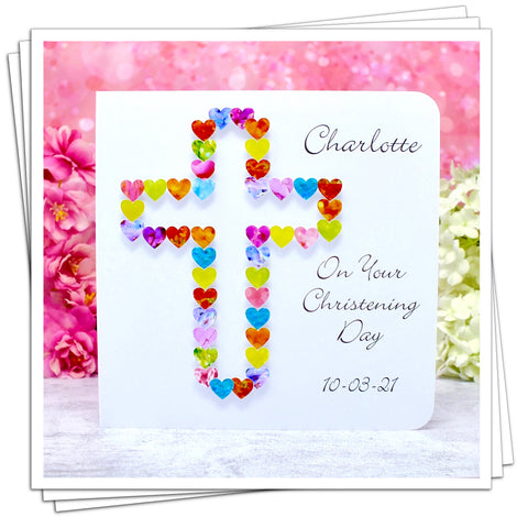 Christening & Communion Cards