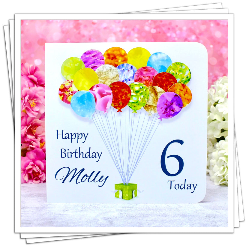Birthday Cards - Ages 1-17
