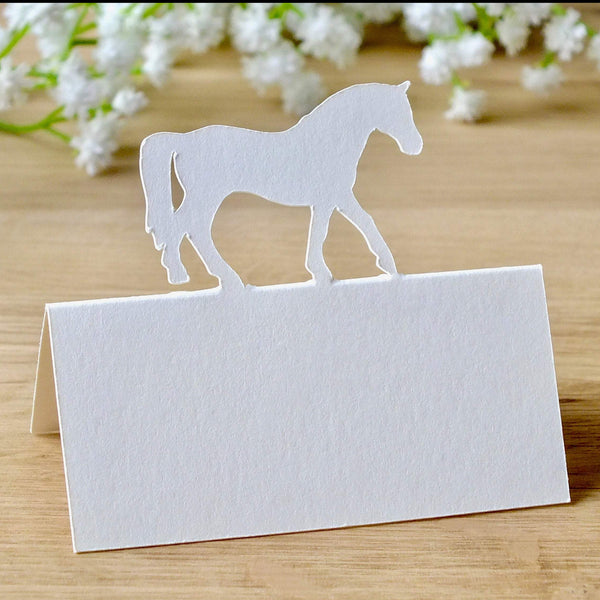 Horse / Pony Place Cards - Set of 10