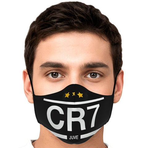 CR7 Face Mask