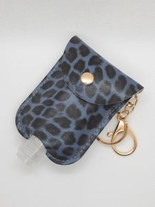 Keychain with Hand Sanitizer Holder | FREE WITH $30 PURCHASE | MUST ADD ITEM TO CART