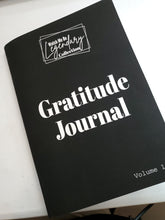 Load image into Gallery viewer, Gratitude Prompt Journal