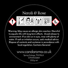 Load image into Gallery viewer, Neroli & Wild Rose Soy Blend Signature Candle