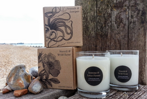Seasalt & Juniper Soy Blend Signature Candle