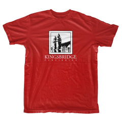 Kingsbridge Publishing Kingsbridge Armory Large Logo Tee