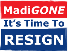 Load image into Gallery viewer, Madigan Yard Signs