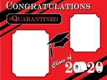 Load image into Gallery viewer, Multiple Photo Custom Graduation Yard Sign