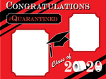 Multiple Photo Custom Graduation Yard Sign - All Out Canvas