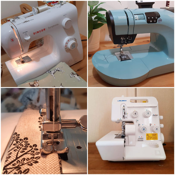 National Sewing Machine Day!