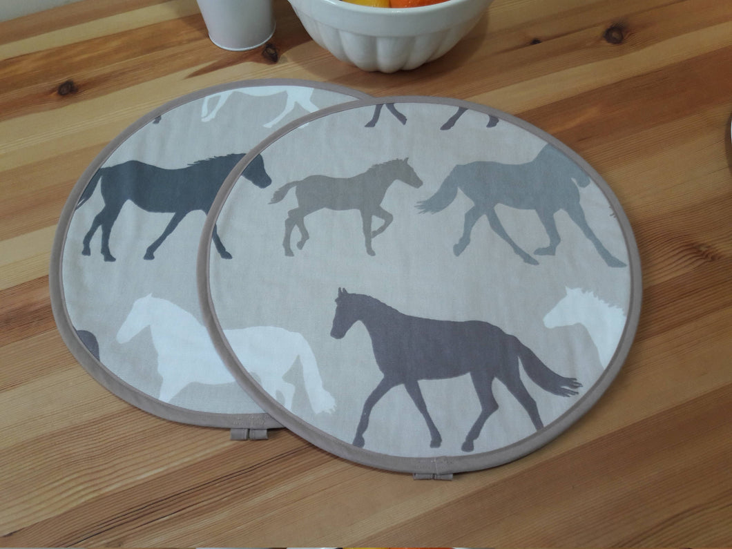 Aga Covers - Horses and Ponies