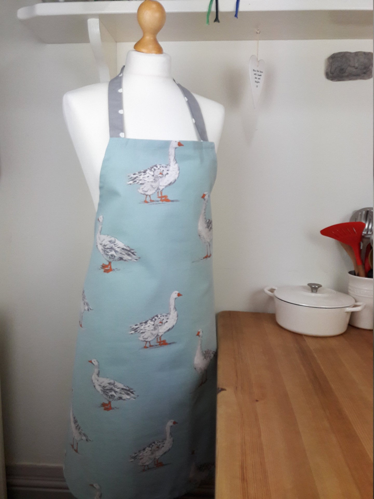 Adults Apron - Geese