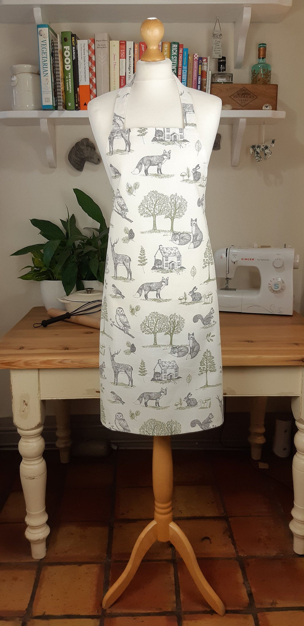 Adults Apron - Forest Friends