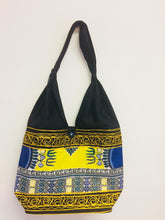 Load image into Gallery viewer, African Dashiki Print Bag Tote Purse