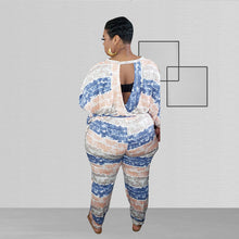 Load image into Gallery viewer, 2 pc fall Pant set