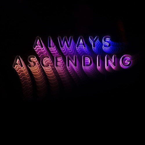 CD Franz Ferdinand ‎– Always Ascending
