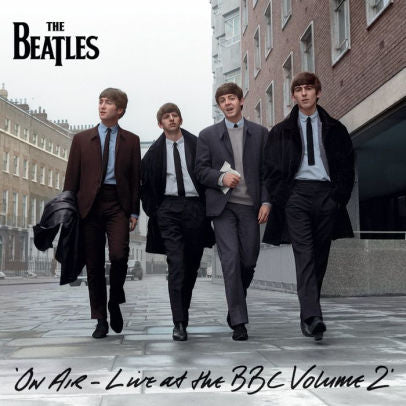 CD x 2 The Beatles · On Air. Live  At The BBC vol. 2