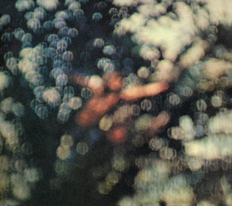 CD PINK FLOYD OBSCURED BY CLOUDS