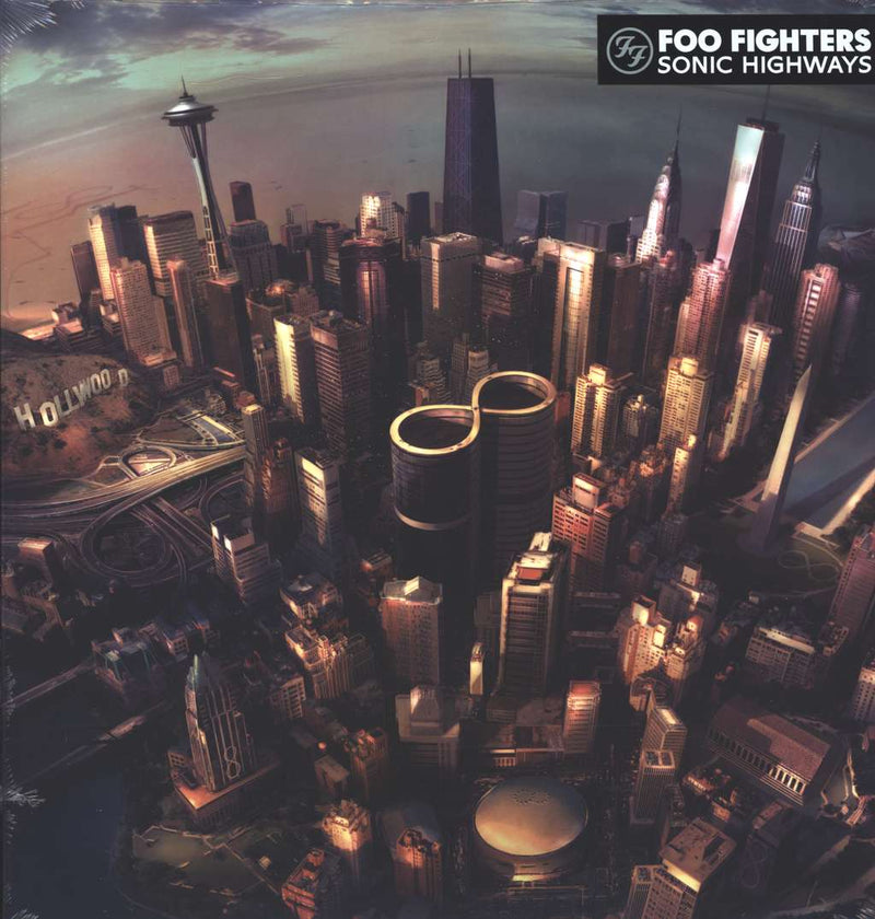 LP SONIC HIGHWAYS/ FOO FIGHTERS