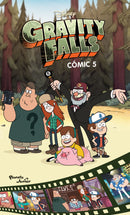 GRAVITY FALLS. CÓMIC 5 - DISNEY / LIBRO