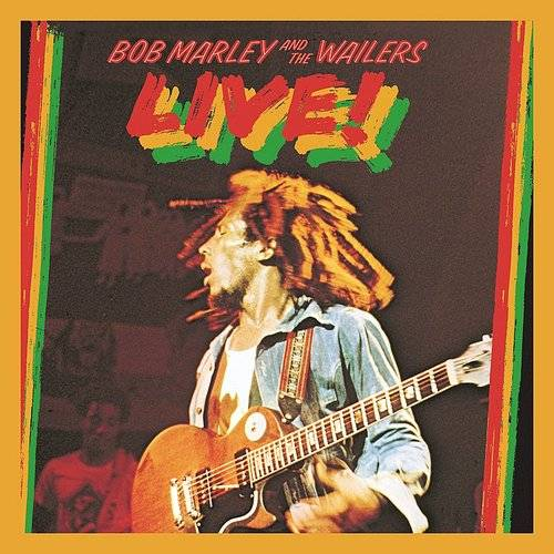 CD x 2 Bob Marley and The Wailers • Live!