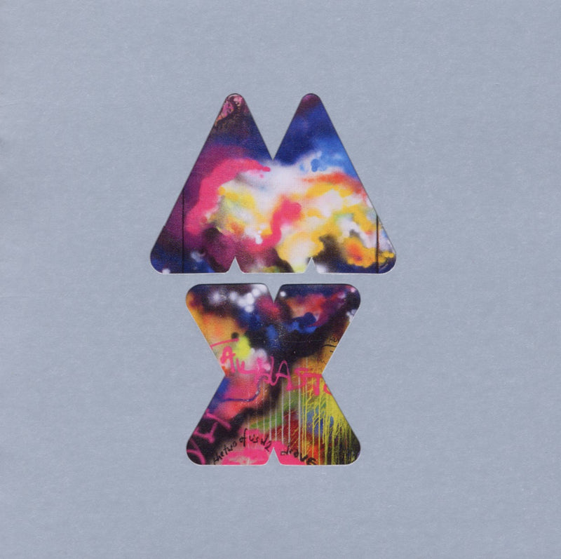 CD Coldplay ‎– Mylo Xyloto