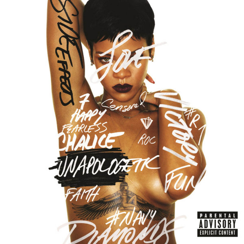 CD+DVD UNAPOLOGETIC / RIHANNA
