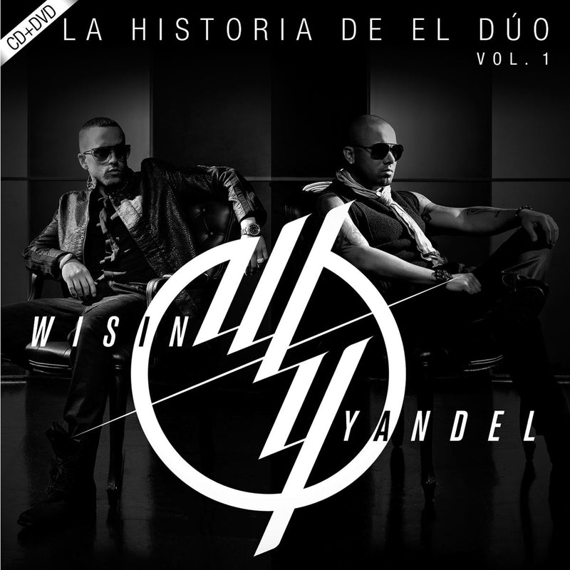 CD+DVD LA HISTORIA DE EL DUO VOL 1 / WISIN Y YANDEL
