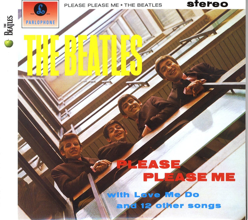 LP THE BEATLES PLEASE  PLEASE ME ( MONO )