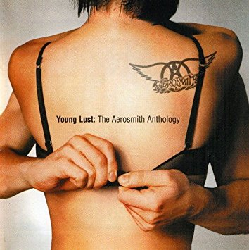 CD x 2 Aerosmith · Young Lust: The Aerosmith Antology