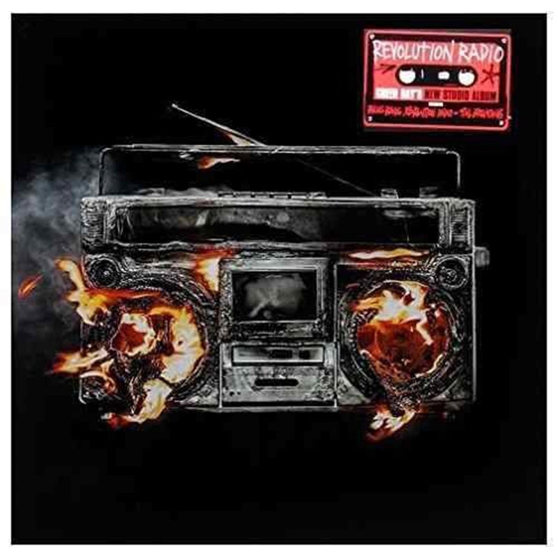 LP GREEN DAY REVOLUTION RADIO