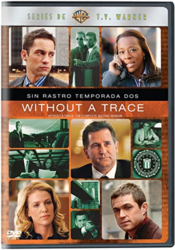 DVD Without a Trace: Sin Rastro, Temporada 2