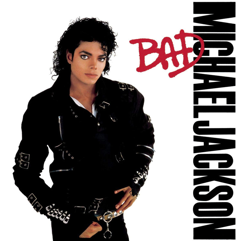 CD BAD  MICHAEL JACKSON