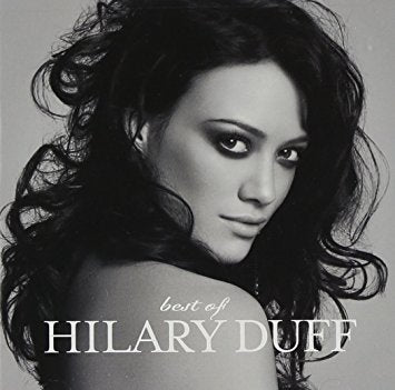 CD Hilary Duff ‎– Best Of Hilary Duff