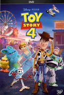 DVD TOY STORY 4 PIXAR