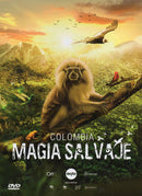 DVD COLOMBIA MAGIA SALVAJE