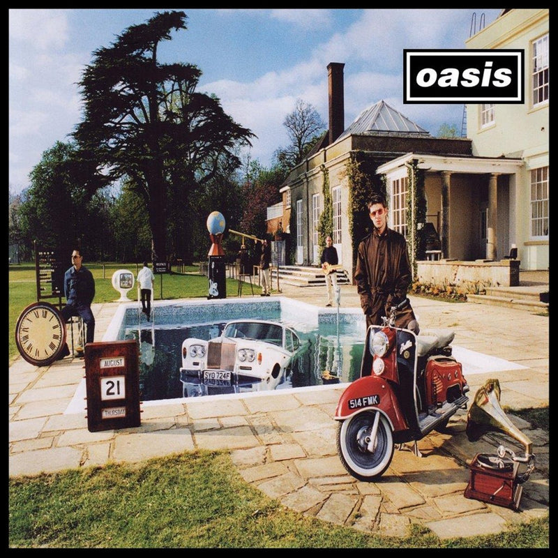 CD Oasis – Be Here Now