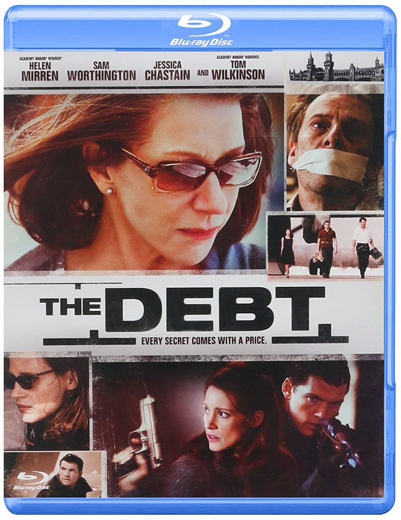 Blu-Ray - Al filo de la mentira - The Debt