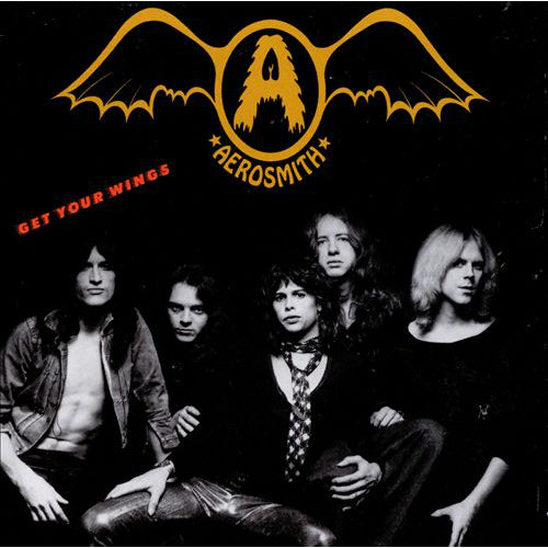 LP Aerosmith ‎– Get Your Wings