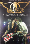 DVD Aerosmith · At Kokusai Stadium Yokohama 2004