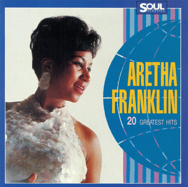 ARETHA FRANKLIN - 20 GRATEST HITS / CD