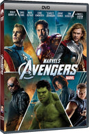 DVD LOS VENGADORES DE MARVEL (THE AVENGERS)