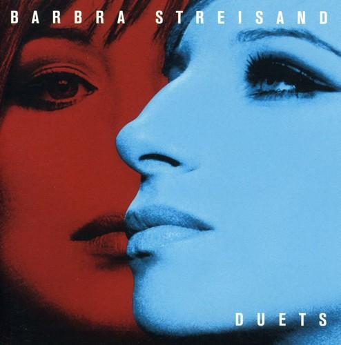 CD Barbra Streisand ‎– Duets