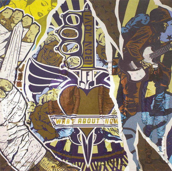BON JOVI - WHAT ABOUT NOW / CD
