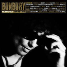 CD x 2 Enrique Bunbury · Archivos vol. 1 Duetos