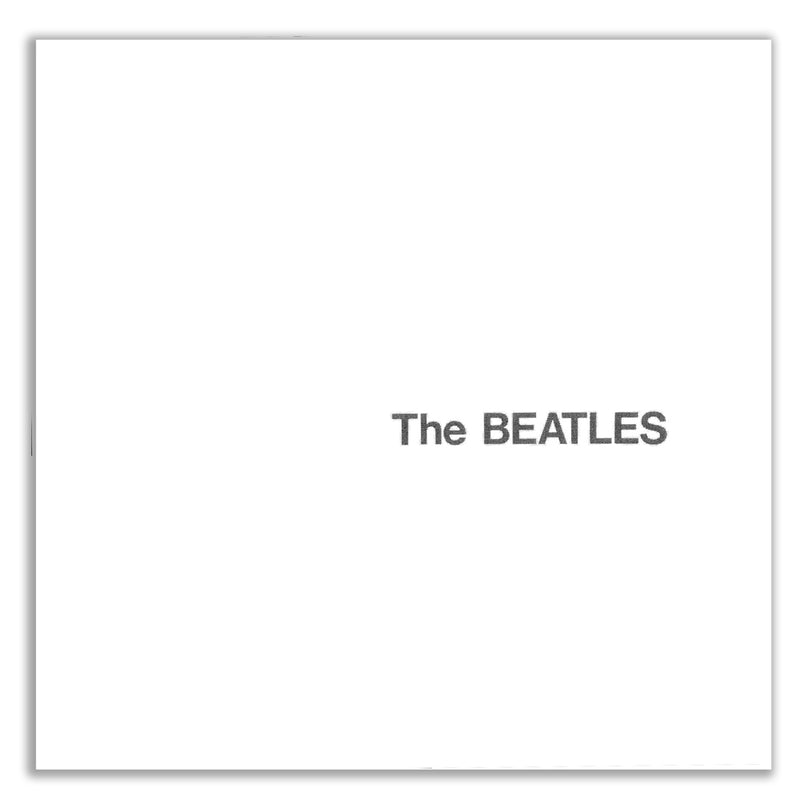 LPX2 THE BEATLES WHITE ALBUM/ THE BEATLES (STEREO)