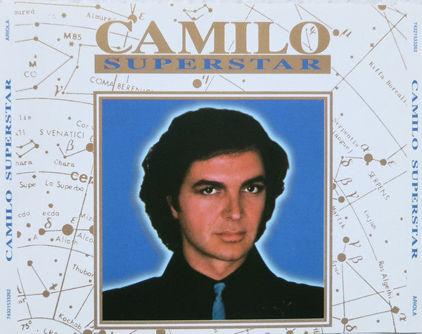 Camilo Sesto ‎– Camilo Superstar / CD