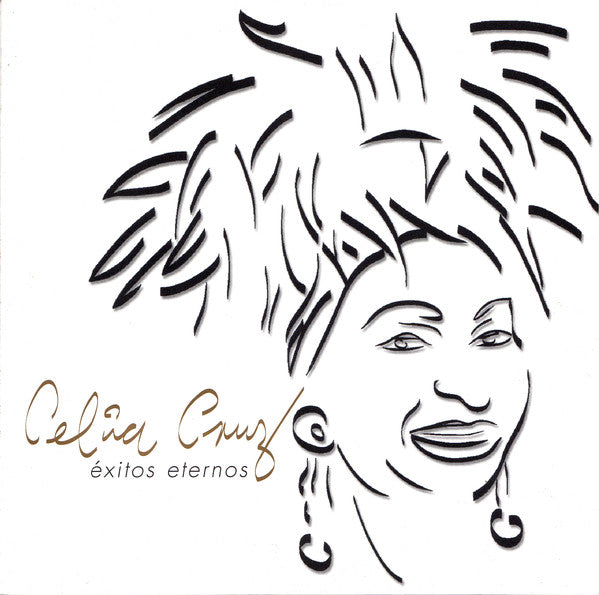CD EXITOS ETERNOS   CELIA CRUZ