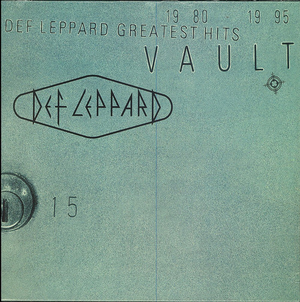 LPX2 Def Leppard ‎– Vault: Def Leppard Greatest Hits 1980-1995