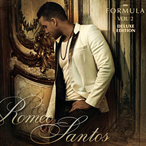 ROMEO SANTOS - FORMULA VOL 2 / CD