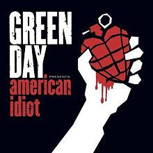 CD Green Day ‎– American Idiot